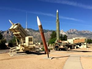 Patriot Missile/Launcher