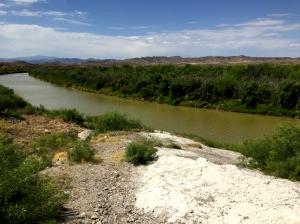 The Rio Grande/Mexico