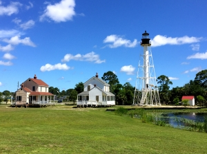 Cape San Blas Lighthouse in Port Saint Joe, FL