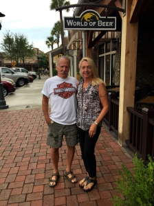 Rick and Debbie Heckmann