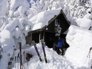 Hurricane Ridge Ski Patrol